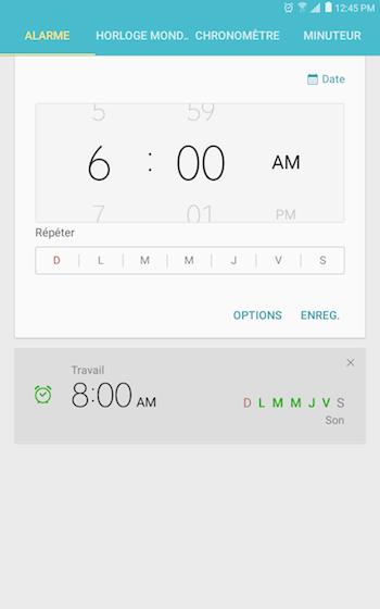 Alarme 9