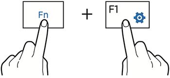 Touches de fonction 1