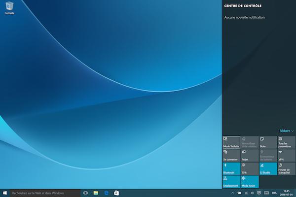 Mode tablette et mode PC 2