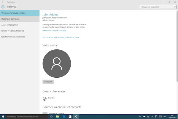 Microsoft Passport 4