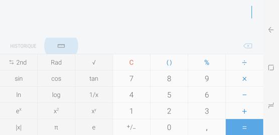 Calculatrice 6