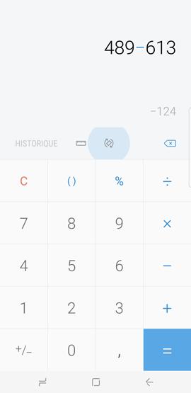 Calculatrice 14