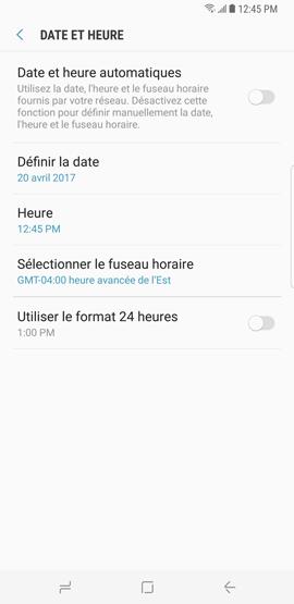 Date et heure 4