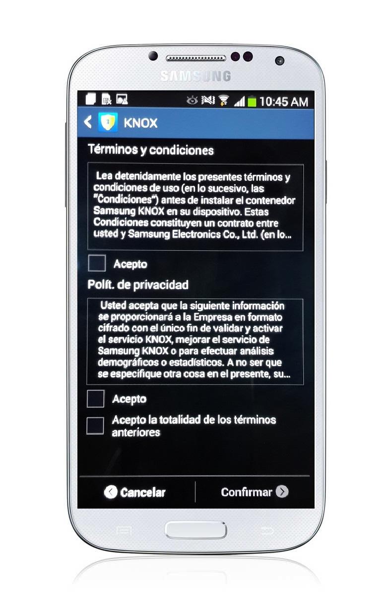 ¿Cómo configurar y utlizar KNOX?