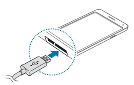 ¿Con qué versión y tipo de conexión USB es compatible el Galaxy S5?