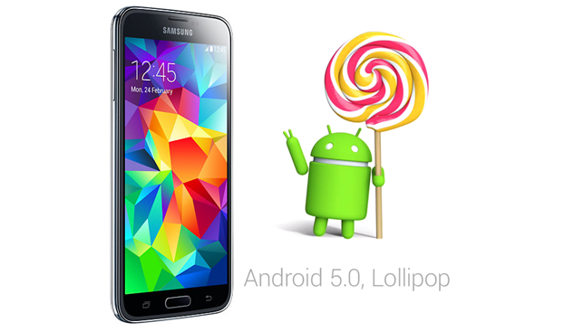 Galaxy S5 (Lollipop)