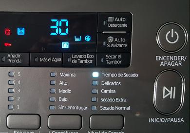 Lavadora Secadora WD7000H