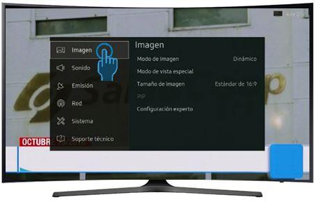 Televisor_UHD_Curvo_KU6500