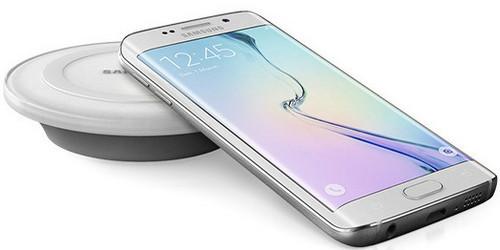 Samsung Galaxy S6 (edge/edge+), Kabelloses Laden, Vorsicht elektromagnetisches Feld des Ladegerätes
