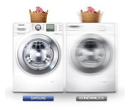 Samsung-Waschmaschine, Antivibrationssystem VRT