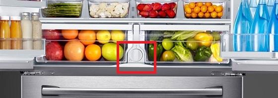 Samsung  French-Door Kühlschranks RF24HSESBSR, Wasserfilterpatrone