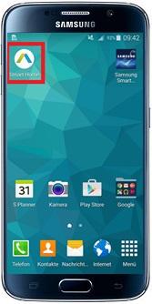 Samsung Addwash Waschmaschine in WLAN-Netzwerk einbinden, Samsung Smart Home App