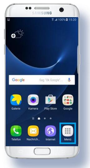 weitere Apps für Samsung Gear S3 herunterladen, Samsung-Gear App