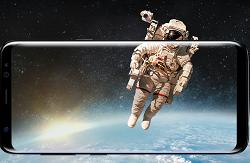 Die Front- und die Rückseite des Galaxy S8/Galaxy S8+ bestehen aus Gorilla Glass 5