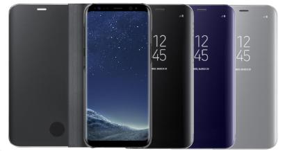 Samsung S8/S8+, Zubehör
