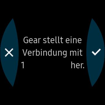 Musik von meinem iPhone auf meine Samsung Gear S2/S3 oder Gear Fit2 übertragen