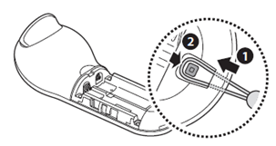 Samsung Smartphone, Verbindung Gear VR Controller,  Handschlaufe befestigen
