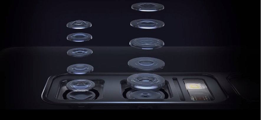 Dual-Objektiv-Kamera bei Samsung Galaxy Note8