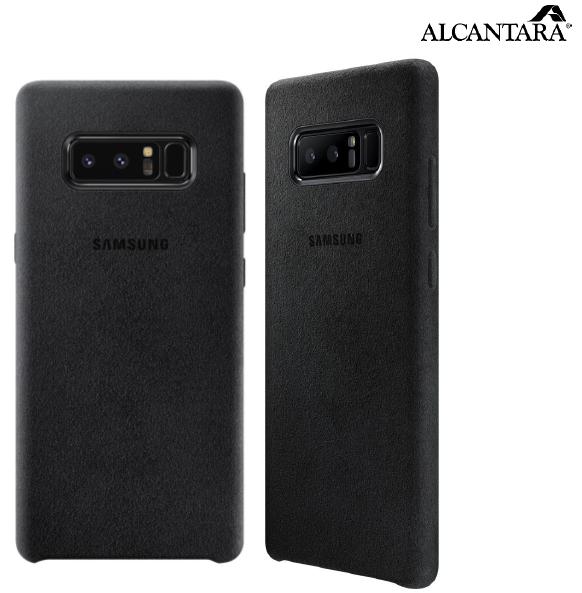Samsung Galaxy Note8 Zubehör, Alcantara Cover