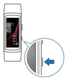 Wie bediene ich meine Samsung Gear Fit2 Pro?