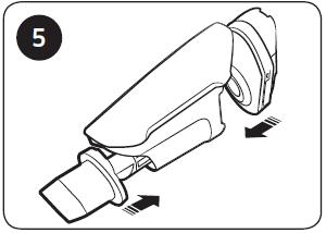 Wie reinige ich den Staubbehälter meines Powersticks VS6000