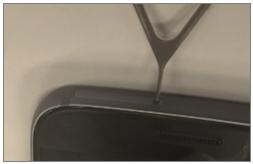 如何在Galaxy S7/S7 Edge裝置上安裝 SD 卡?