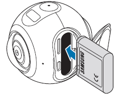 Gear 360: 如何充電?