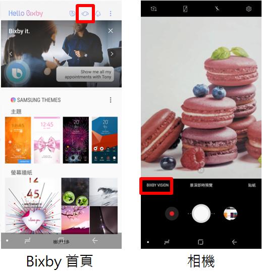 如何在Note8啟動和使用Bixby Vision?