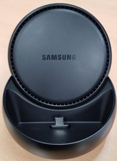 Galaxy Note8可以透過Samsung DeX行動工作站充電嗎?