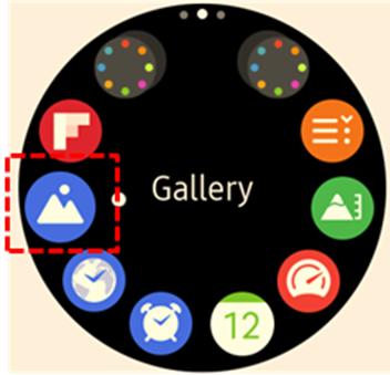 Bagaimana cara membuat Screenshot pada Gear S3?