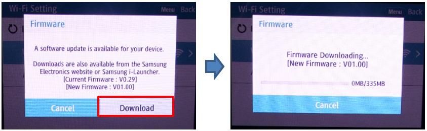 Firmware Update 3