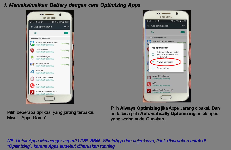 Cara memaksimalkan fungsi dan fitur Smart Manager pada smartphone Galaxy?
