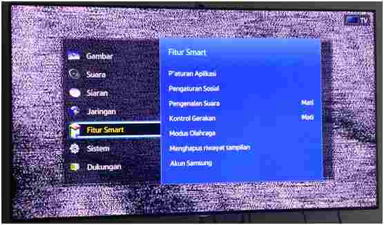 Bagaimana cara mereset Smarthub TV kembali ke setingan pabrik?