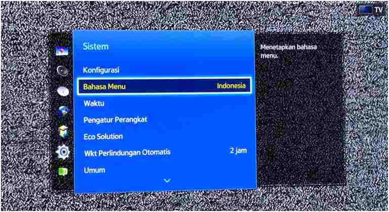 Bagaimana Cara Merubah Bahasa Pada SmartTV?