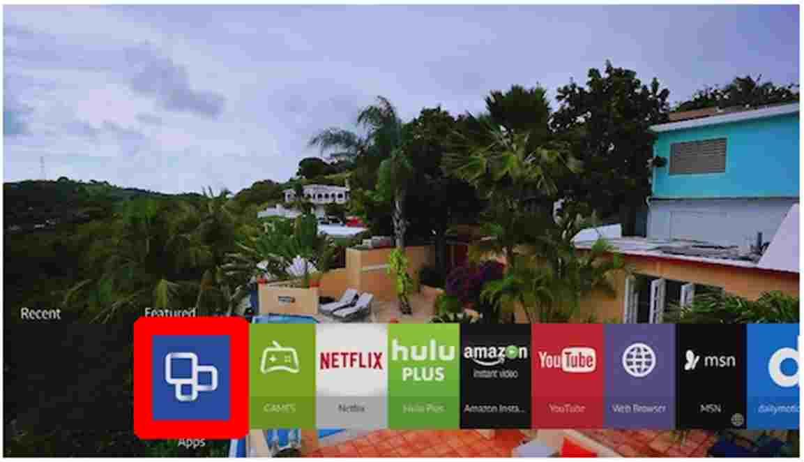 (FAQ) Menghapus Aplikasi Pada Smart TV 4K 2015