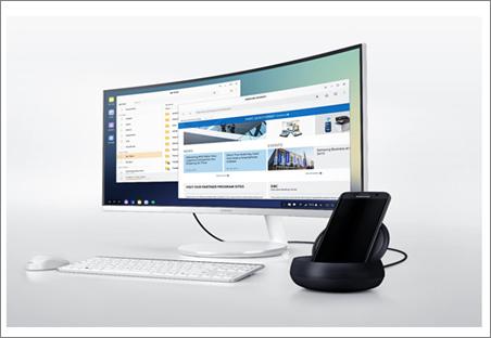 Perangkat apa saja yang bisa mendukung Samsung Dex?