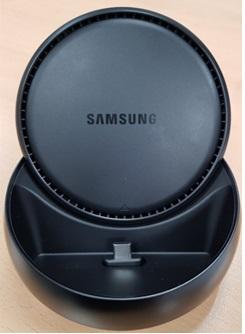 Apakah Samsung DeX?