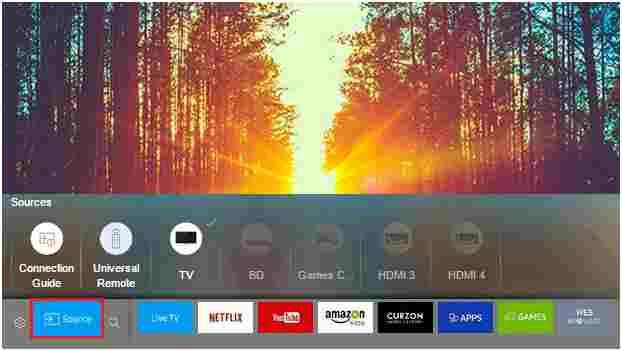 Cara menggunakan Connect Share untuk melihat konten dari usb stick pada television?