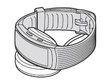 Bagaimanakah caranya melakukan pengisian daya baterai Samsung Gear Fit2 Pro?