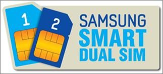 What is Smart Dual SIM in Samsung Smartphones?