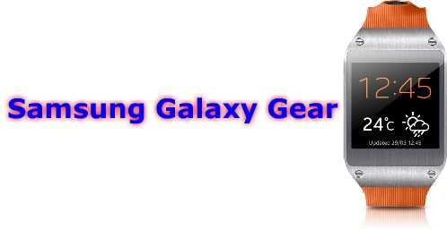 Know all about Samsung Galaxy Gear (SM-V700).
