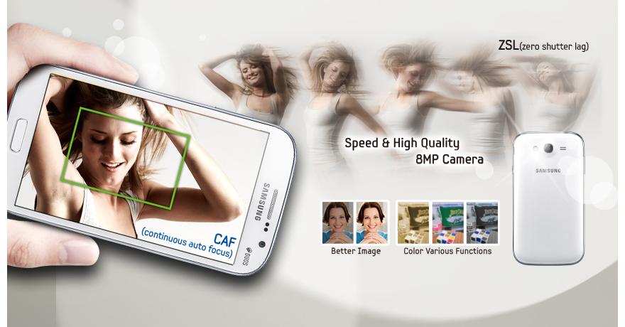 What is Zero Shutter Lag in Samsung Smartphones?