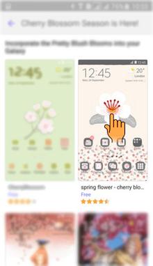 Bagaimana cara merubah Theme / tema pada Samsung Galaxy A5 2016 (SM A510FD)?