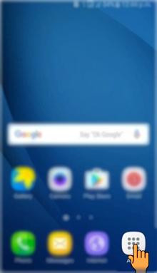 How to set Password lock in Samsung Galaxy J2-2016(SM-J210F)?