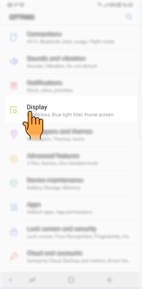 Bagaimana cara mengkustomisasi warna pencahayaan tepi / edge di Galaxy Note 8 (SM-N950FD)?