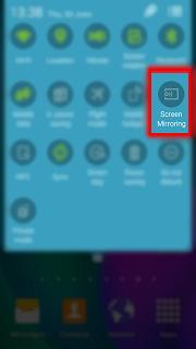 Screen Mirroring in Samsung Galaxy S3(GT-I9300)?B OS 4.3