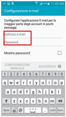 Indirizzo e-mail