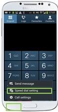 Qu'est-ce qu'un numéro de numérotation rapide et comment puis-je le configurer ?