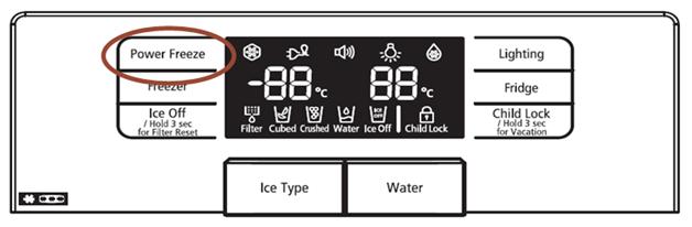 Que dois-je faire si mon réfrigérateur est réglé sur une température trop froide ?