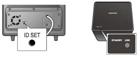 Comment puis-je activer le caisson de graves sans fil du haut-parleur ?
